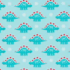container store christmas wrapping paper davy the dinosaur santa gift wrap the container store