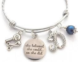graduation jewelry gift cosmetology graduate etsy
