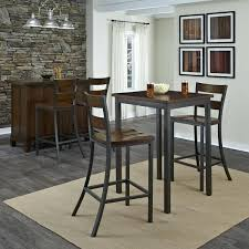 small kitchen pub table sets kitchen bistro table and chairs carbon loft knight 3 piece bistro