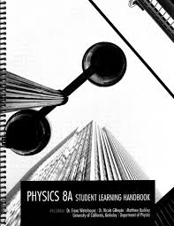 physics 8a lab manual u003ecustom u003c dr fiona waterhouse