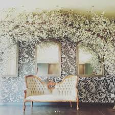 wedding arches to hire cape town white blossom tree hire for weddings events muse decor hire