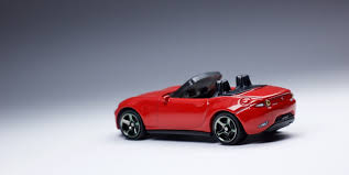 mazda brand matchbox goes detail crazy with the brand new 2015 mazda mx 5