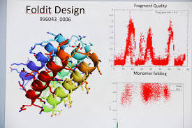 moves in protein structure prediction and design