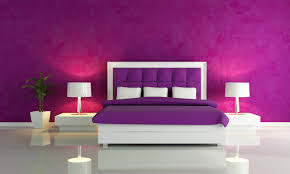 Impressive  Magenta Bedroom Decorating Design Ideas Of Best - Bedroom design purple