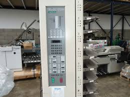 others used finishing machines duplo dc 1200h collator