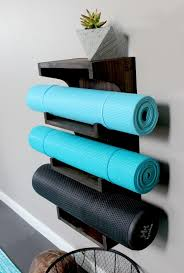 Small Home Gym Ideas 10 Small Space Home Gym Hacks For Your Tiny Apartment Diy Rack