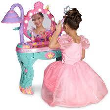 The Little Mermaid Vanity Disney Princess Makeup Stand Makeup Vidalondon
