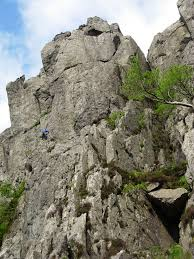 dinas cromlech and flying buttress a classic route