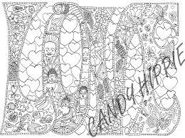 love candyhippie coloring pages