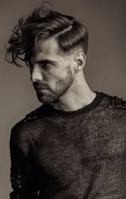 short hairstyles with weight lines blended in 5 the contrast weight line here the back and sides have been