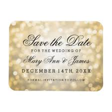 save the date magnets save the date gold glitter lights magnet f7d jpg