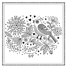 buy blossom magic beautiful floral patterns to color color magic