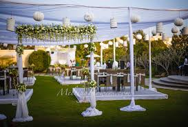 theme wedding decorations ethereal mandap decorations in bangalore for your grand wedding