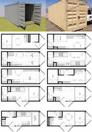 fascinating homes from shipping containers floor plans images