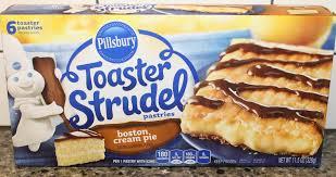 Pumpkin Toaster Strudel Boston Cream Pie Toaster Strudel Taste Test U0026 Review Youtube