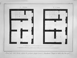 plan of the first and second floor of that museum giovanni