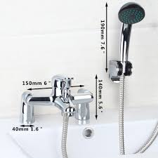 bathtub faucet set hello modern 97166 42 0 bath mixer bathtub faucet set torneira da