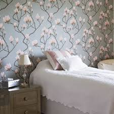Wallpaper Ideas For Bedroom Remodell Your Your Small Home Design With Great Awesome Floral
