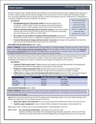 Job Titles For Resume Sales Manager Resume With Charts And Graphs