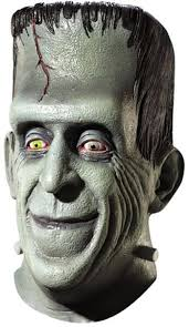 frankenstein mask herman munster mask family mask frankenstein mask