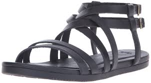teva avalina crossover leather w u0027s women u0027s athletic sandals black