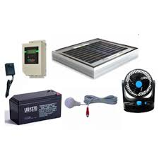 solar dc lighting system ecco 20 w solar home lighting system with dc fan led light