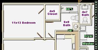 Bedroom Layout Ideas Interesting More Bedroom D Floor Plans U - Bedroom layout designs