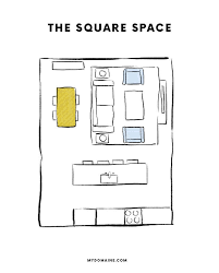 floor plan ideas how to actually lay out an open floor plan mydomaine