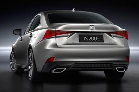lexus rx400h turbo 2017 lexus is revealed in china with sharpened styling