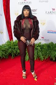 jocelyn hernandez haircuts on the scene the 2016 trumpet awards with joseline hernandez