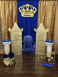 Royal Prince Decorations 65 Best Royal Prince 1st Birthday Images On Pinterest Royal Baby