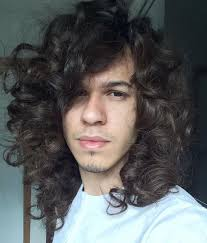 hair styles for a type 2 collections of mens haircut styles for curly hair cute
