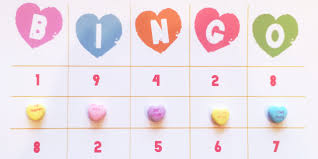 remodelaholic easy valentine printable bingo cards tags and decor