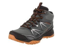 merrell men u0027s capra bolt mid waterproof men merrell boots