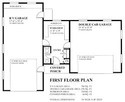 Plans Rv Garage Plans by Garage Plan 76022 Home Inspiration Studio Pinterest Garage