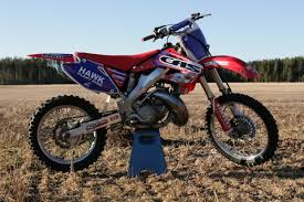 mad mike motocross 2002 honda cr250r rebuild finished bike builds motocross