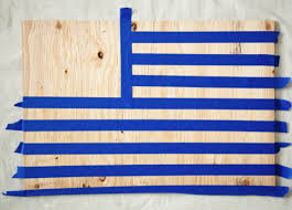 wooden flags diy wooden flag flags and craft