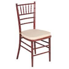mahogany chiavari chair chairs seating houston tx party rentals