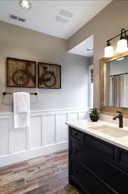 bathroom ideas with wainscoting luxuriant green bathroom color ideas wainscoting furniture wood