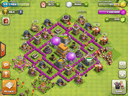 coc map layout th6 level 6 town hall ultimate clash of clans guide http