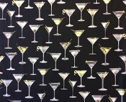 martini fancy rk118 martini gin vodka olives alcohol liquor fancy party quilting