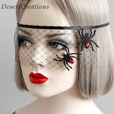 Spider Makeup Halloween by Online Get Cheap Spider Woman Mask Aliexpress Com Alibaba Group