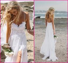 aliexpress com buy snazzy 2017 lace chiffon beach wedding