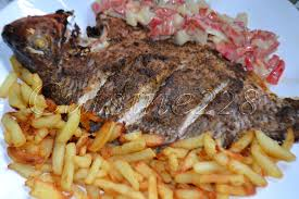 poisson cuisine poisson au four poisson braise cameroun