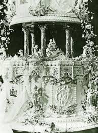 wedding cake history the most glamorous royal wedding cakes through history prince