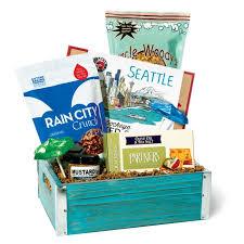 seattle gift baskets rainy day gift box jpg