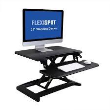 walmart stand up desk flexispot m7b stand up desk converter 28 standing desk riser with