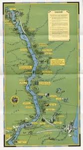 wisconsin scenic drives map the great river road which winds its way through my neck of the