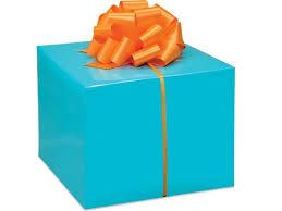 Amazon Gift Wrap Paper - amazon com blue u0026 white chevron stripe gift wrap wrapping paper
