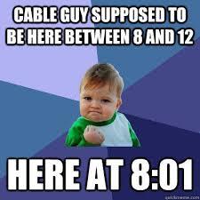 Cable Guy Meme - quickmeme memes meme lists